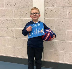 Rossglass u8 player of the week