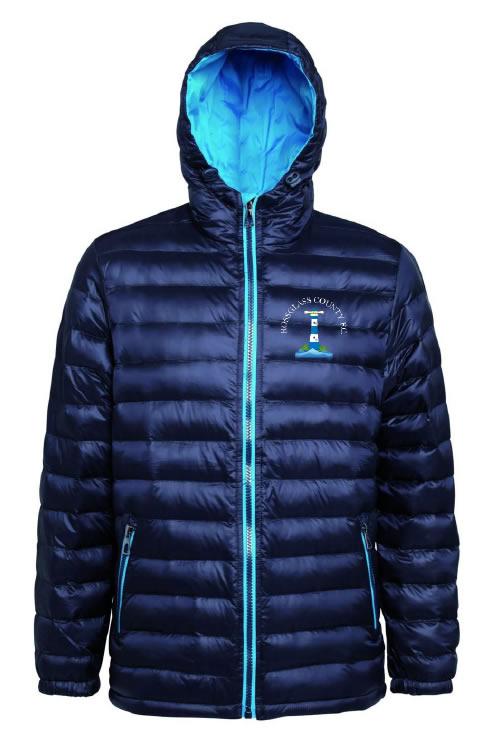 Rossglass County FC Shop: Puffa Jacket