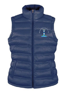 Rossglass County FC Shop: Body Warmer – Ladies
