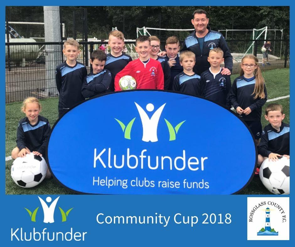 Klubfunder Uhlsport Community Cup 2018