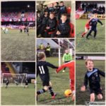 First Kickers and Under 10's at Cliftonville F.C.