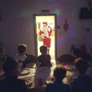 Christmas Party for First Kickers!
